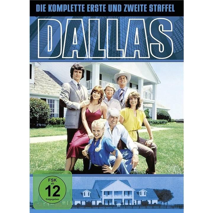 Dallas + 2 (DE, EN)