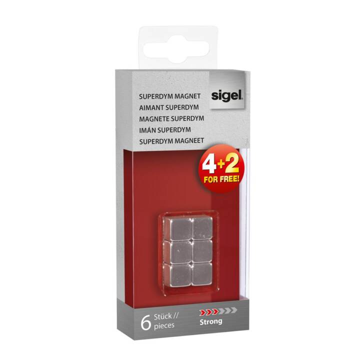 SIGEL SuperDym C5 Board magnet