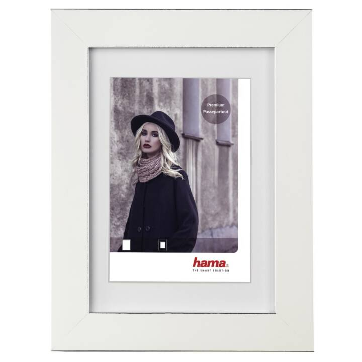HAMA Valentina Cadres (200 mm x 300 mm, Blanc)