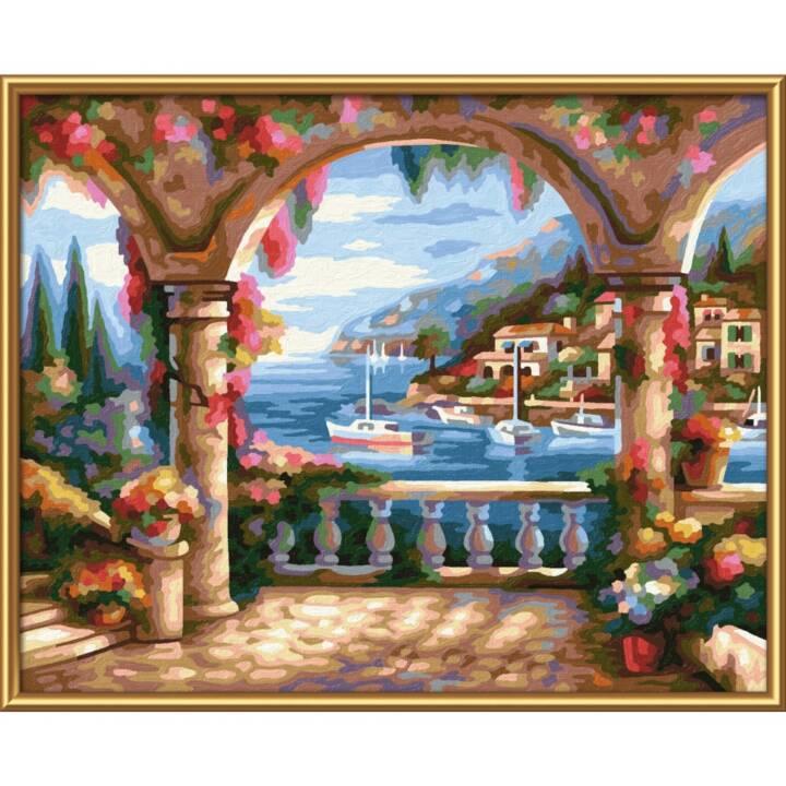 SCHIPPER Malen und Zeichnen Villa am Meer
