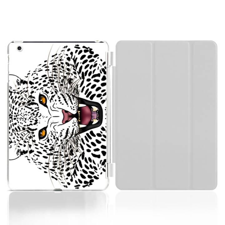 """EG iPad Hülle für Apple iPad 9.7 """"2/3/4 - Leopard"""