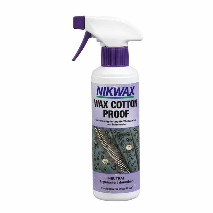 NIKWAX Cura per i tessuti Wax Cotton Proof (0.3 l, Spray)