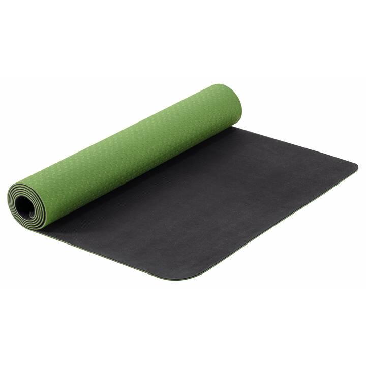 AIREX Yoga Eco Pro mat Tappetiono di yoga (61 cm x 183 cm x 4 mm)