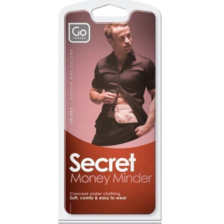 GO TRAVEL Design Go Secret Money Minder