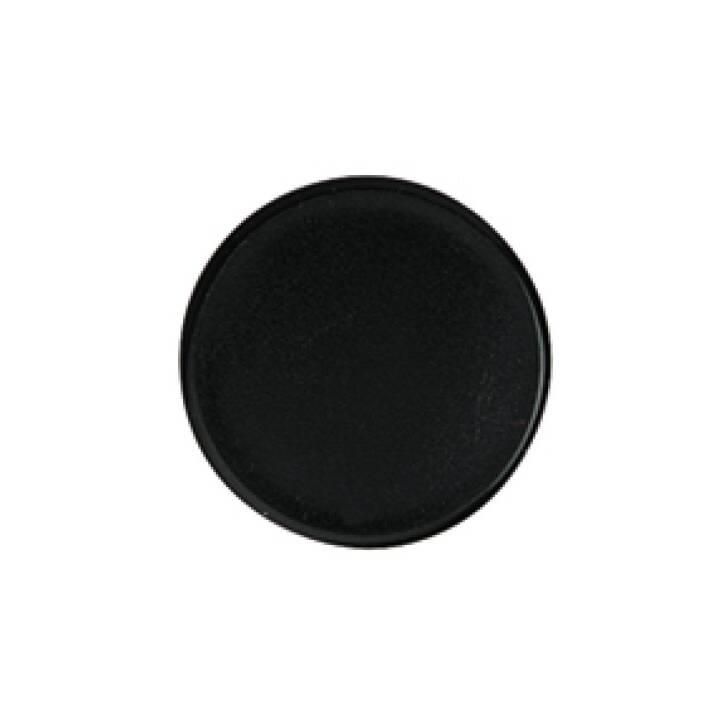 BÜROLINE Magnet 37 mm schwarz