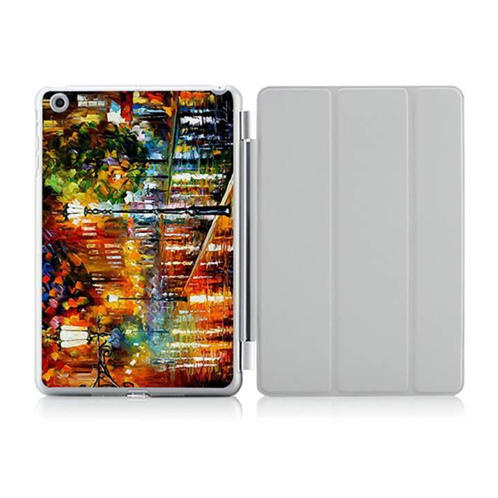"""EG iPad Cover pour Apple iPad 9.7 """"Air 2 - Canvas Landscape"""