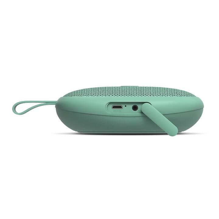 FRESH 'N REBEL Rockbox Bold Xs (Bluetooth, Vert menthe)