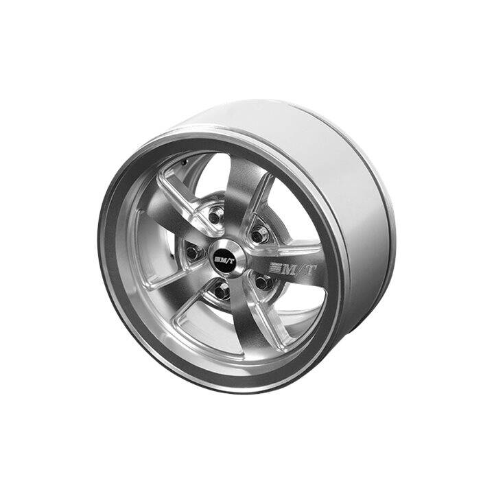 RC4WD Mickey Thompson SC-5 Felgen (Silber)