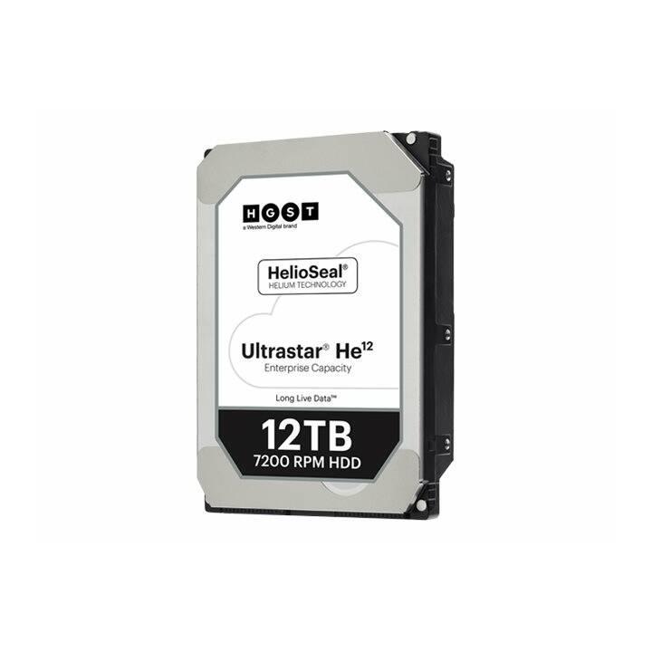 WD Ultrastar HE12 (SAS, 12 TB)