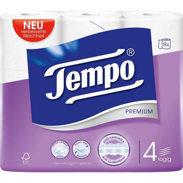 TEMPO Toilettenpapier Premium (9 Stück)