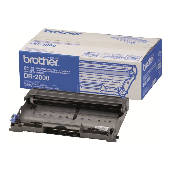 BROTHER DR2000 (Tamburi, Nero)