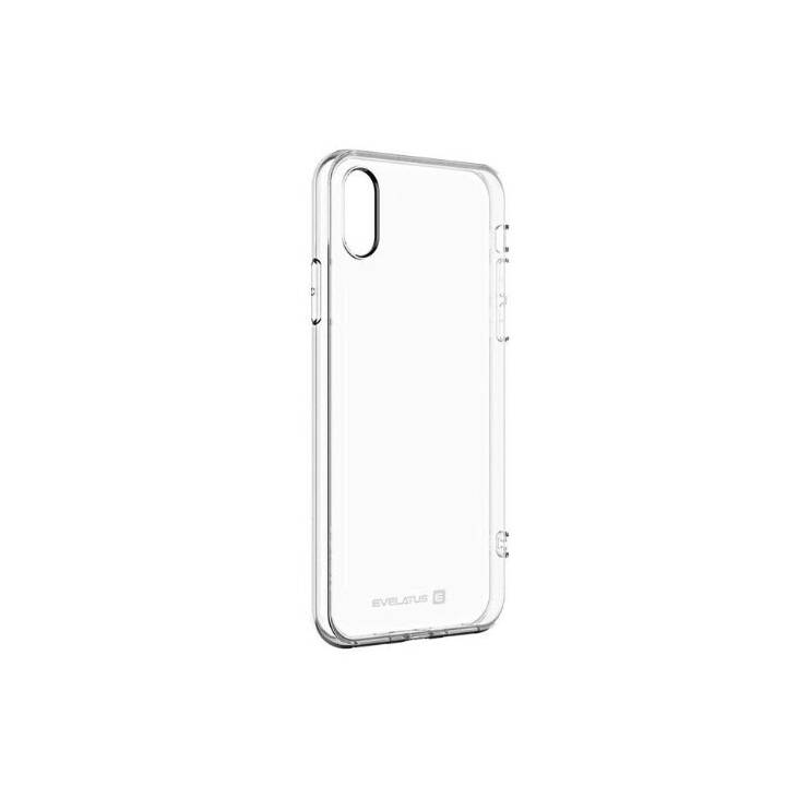EVELATUS Backcover TPU (Nokia 7, Transparent)
