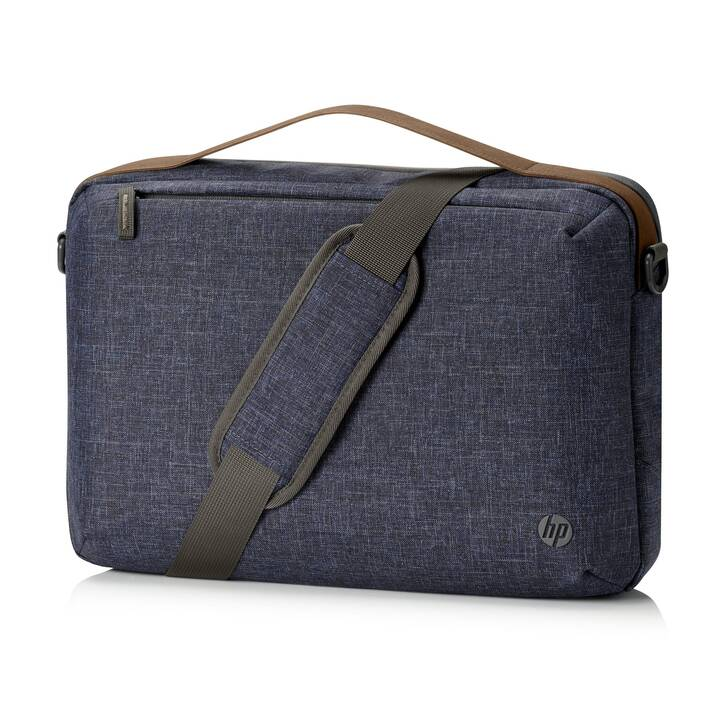 HP Renew Topload Messenger Bag (39.6cm, Blu)
