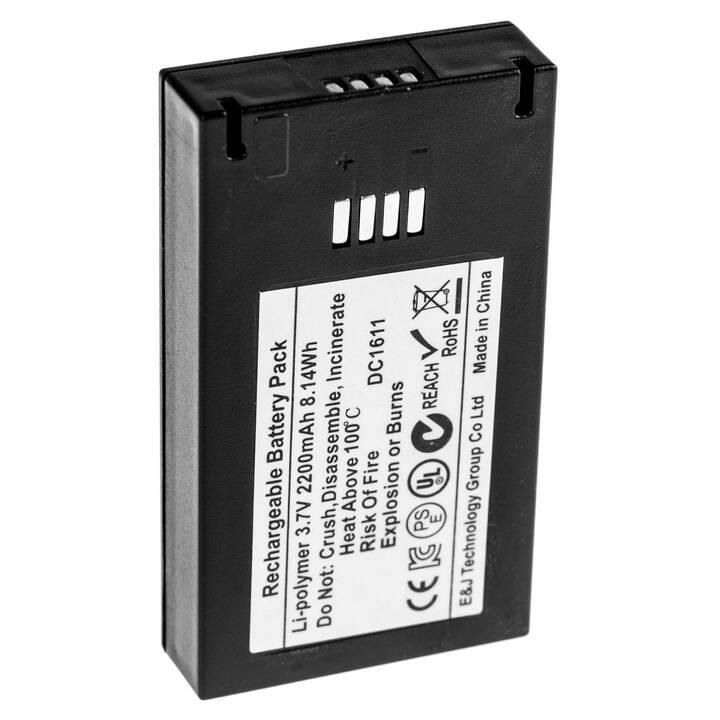 KONFTEL Batterie di ricambio (Nero)
