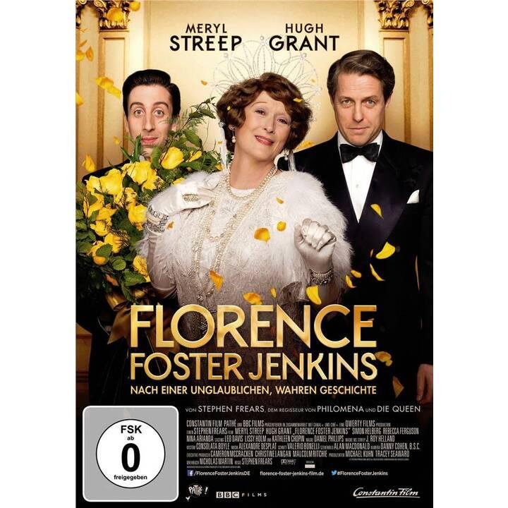 Florence Foster Jenkins (DE, DE, EN)