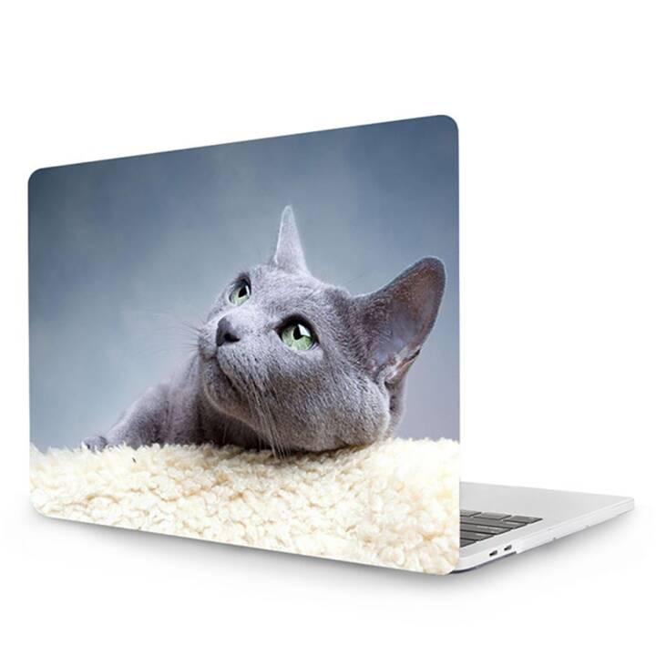 """EG MTT Cover pour MacBook Pro 15"""" Touch Bar - Cat"""