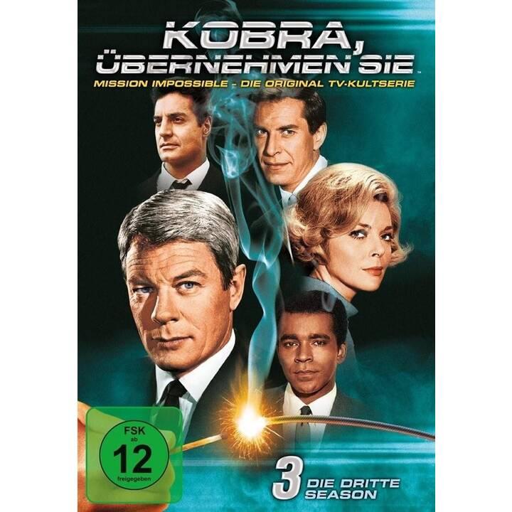 Kobra, übernehmen Sie! Staffel 3 (DE, EN)