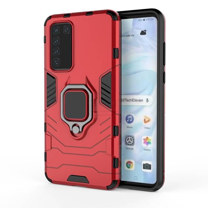 "EG Mornrise custodia per Huawei P40 lite 6.4 ""(2020) - rosso"
