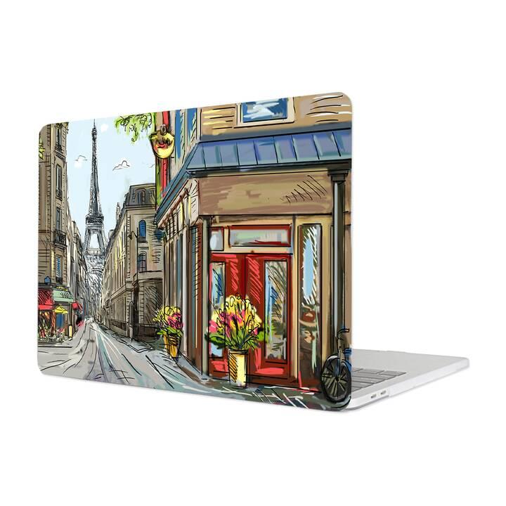 "EG MTT Cover für MacBook Air 13"" (2018) - Sketch Paris"