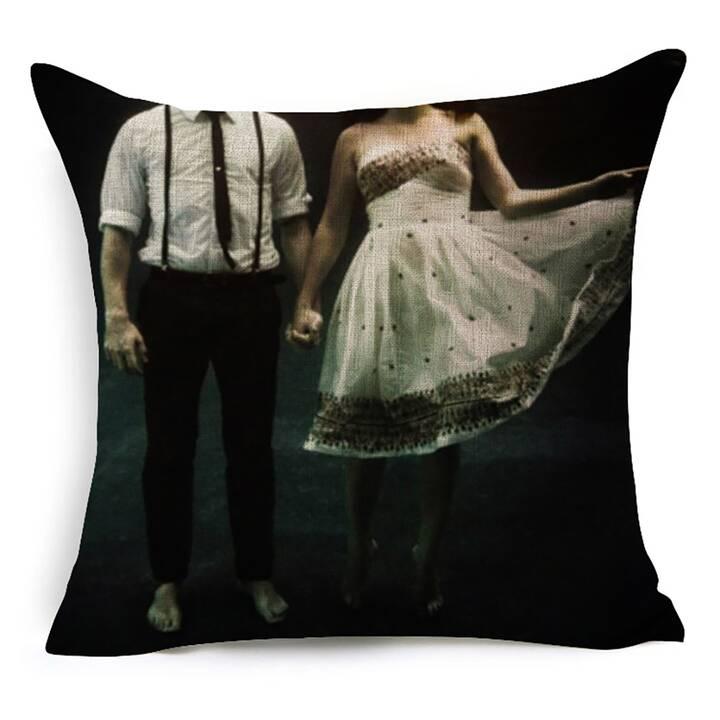 EG Kissenbezug 45 x 45cm - Polyester