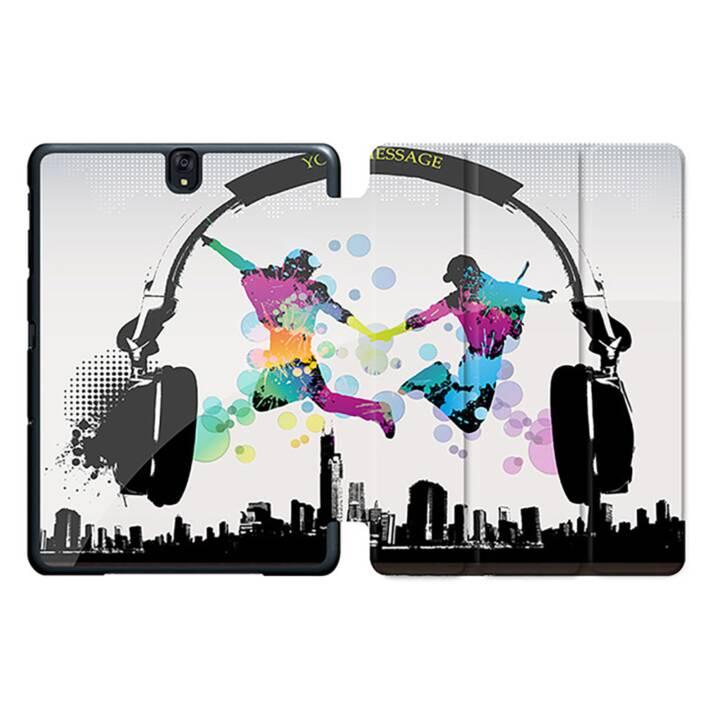 """EG MTT Sacoche pour tablette avec housse Smart Foldable pour Samsung Galaxy Tab S3 9.7"""" MTT - Casque d'écoute"""
