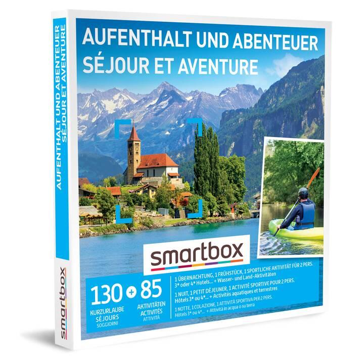 SMARTBOX Aufenthalt und Abenteuer