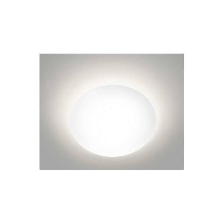 PHILIPS Suede (Plafoniera, Lampada da parete, Bianco)
