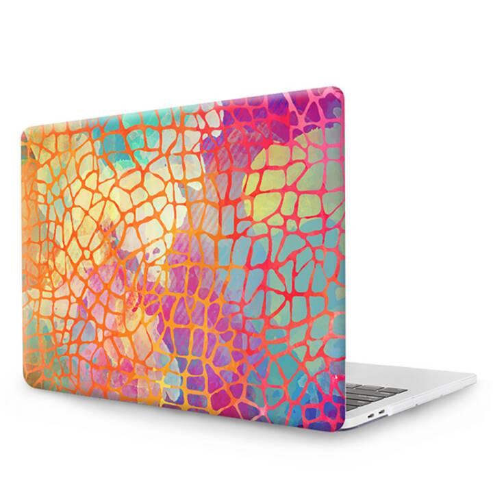 """EG MTT Cover pour MacBook Pro 13"""" Touch Bar - Orange"""