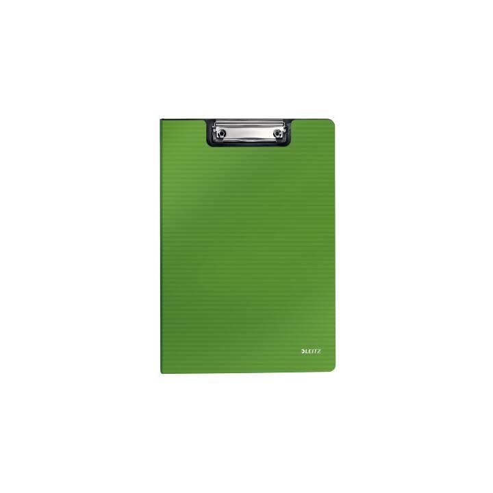 LEITZ Klemmmappe Solide PP A4 vert clair