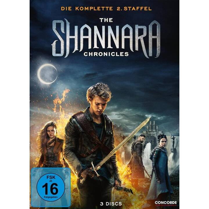 The Shannara Chronicles Stagione 2 (DE, EN)
