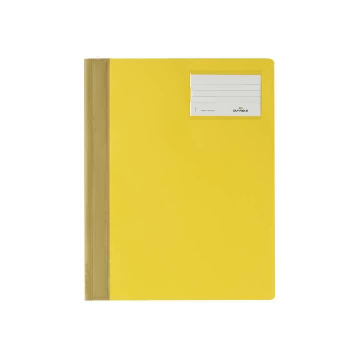 DURABILE A4 cartella giallo