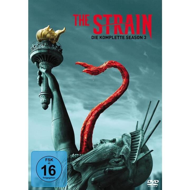 The Strain Saison 3 (DE, EN, IT)
