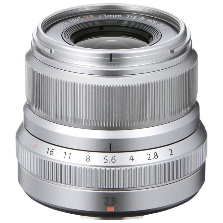 FUJIFILM Fujinon XF 23mm f/2.0 R WR
