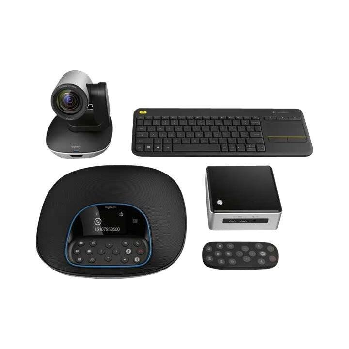 LOGITECH Set per videoconferenza