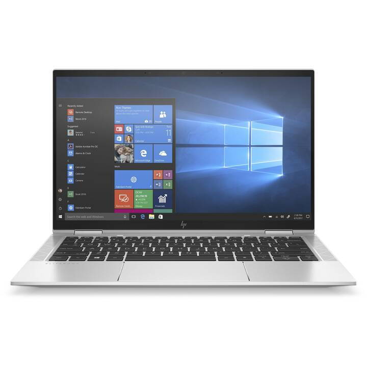 "HP EliteBook x360 (13.3"", Intel Core i7, 16 GB RAM, 512 GB SSD)"