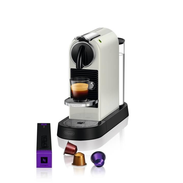 DELONGHI Citiz EN167.W (Nespresso, Bianco)