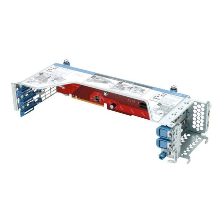 HP PCI-e Riser Kit LP CPU2 Componenti