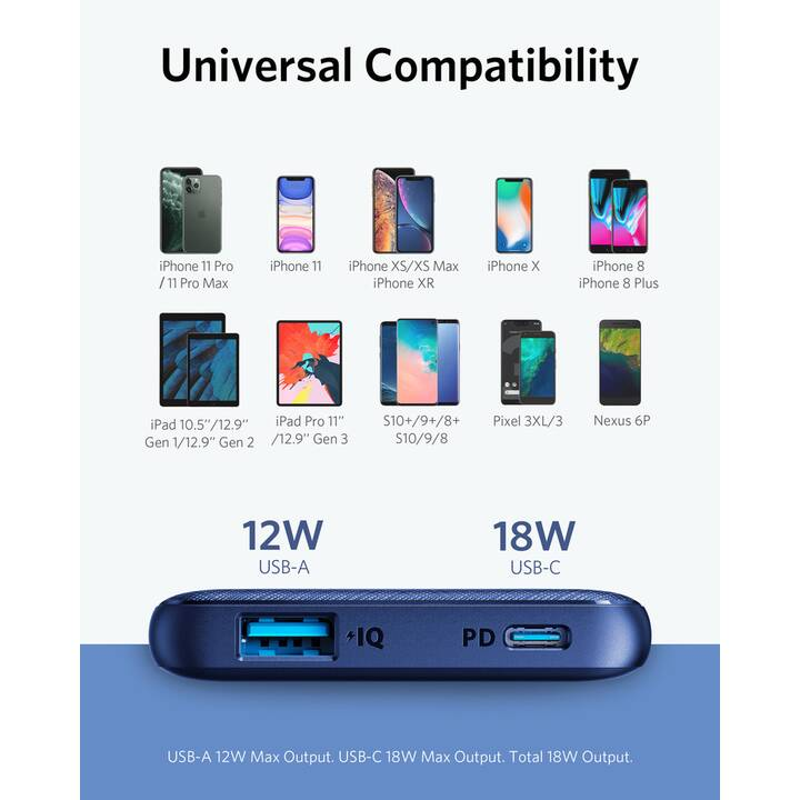 ANKER PowerCore Slim (10000 mAh)