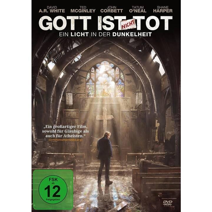 Gott ist nicht tot 3  (DE, EN)