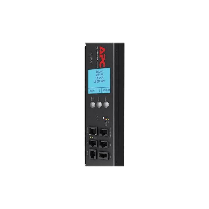 APC Switched Rack PDU 2G Zero U - unité de distribution d'alimentation