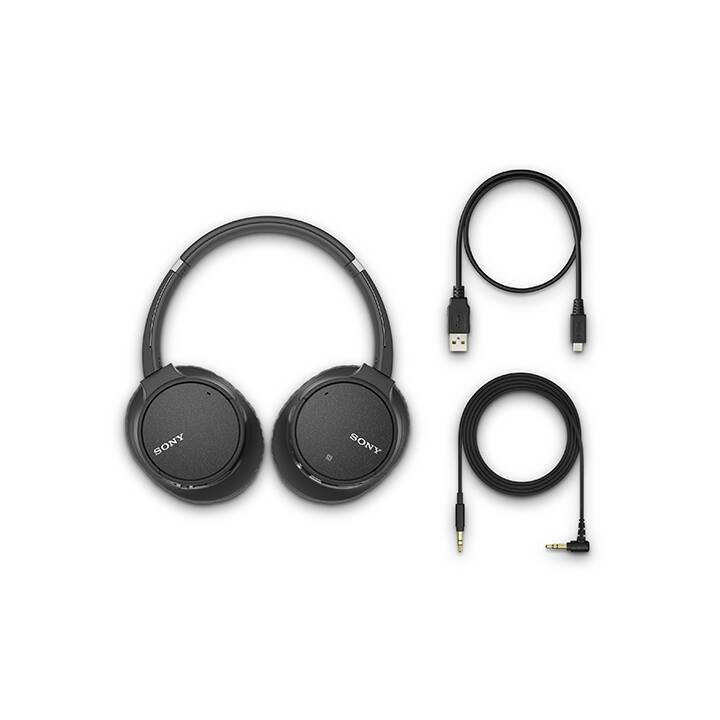 SONY WH-CH700NB (Over-Ear, Bluetooth 4.1, Nero)