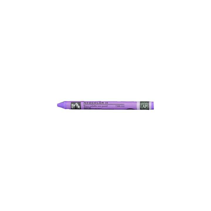 CARAN D'ACHE Neocolor rosso chiaro violaceo