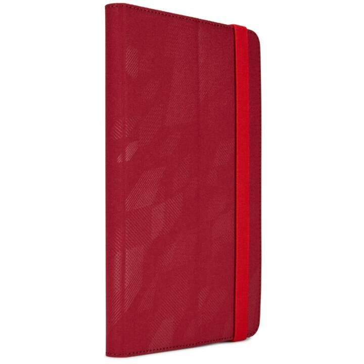 """CASE LOGIC Book Cover Surefit Folio 7.0"""" Rot"""