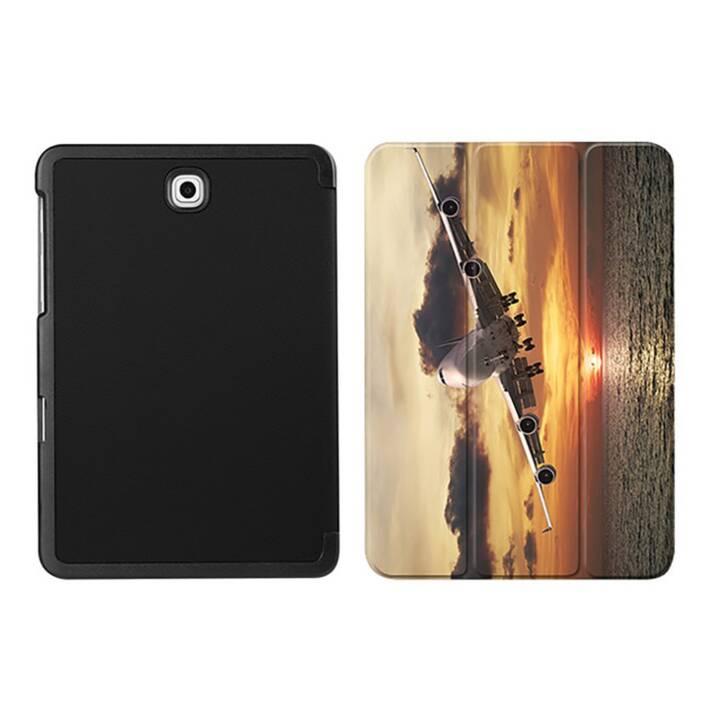 "EG MTT Housse tablette pour Samsung Galaxy Tab S2 8"" - Avion"