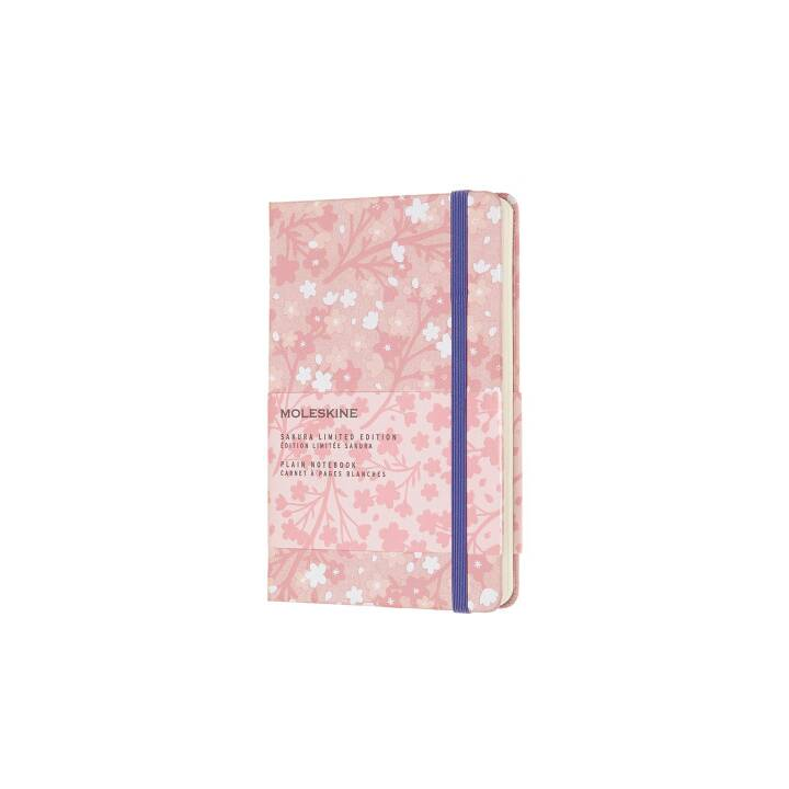 MOLESKINE Notizbuch Sakura (A6, Blanko)