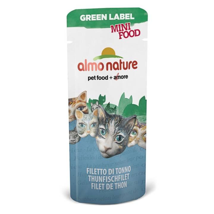 ALMO NATURE HFC Mini Food (Adulte, 1 x 3 g, Thon)