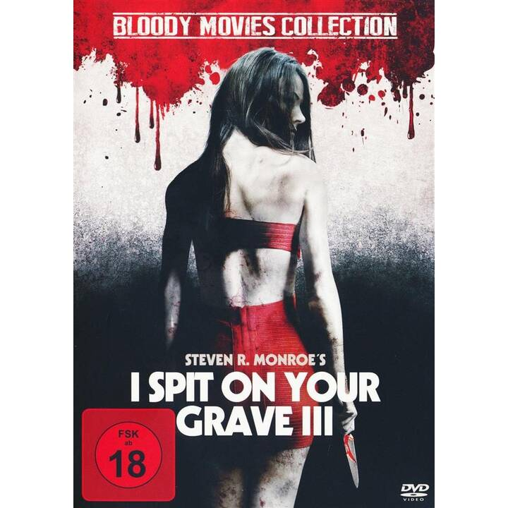 I Spit On Your Grave 3 - (Bloody Movies Collection) (DE, EN)