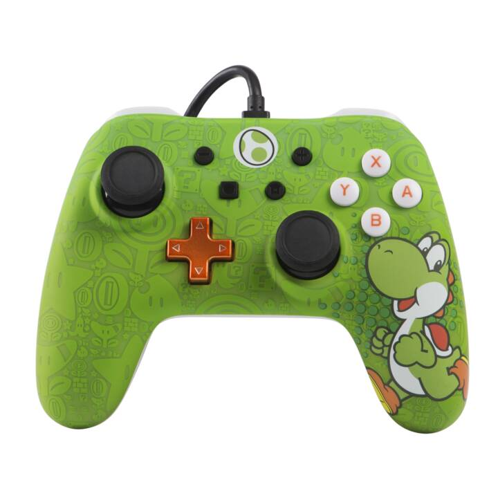 NINTENDO Switch Wired Controller Yoshi Edition