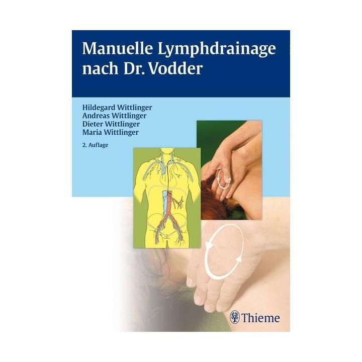 Manuelle Lymphdrainage nach Dr. Vodder