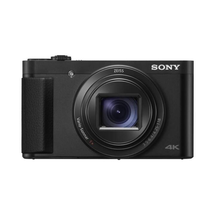 SONY Cyber-shot DSC-HX99, Zoom 24-720 mm Schwarz